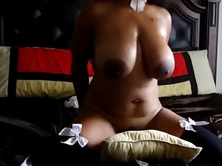 dirty latina maid fucks