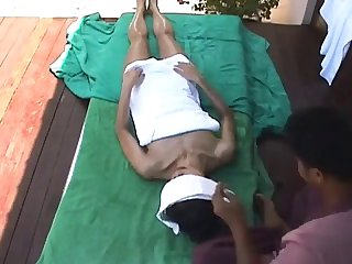 hot wife massage