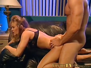 classy milf sucks dick and gets pussy pounded after licking