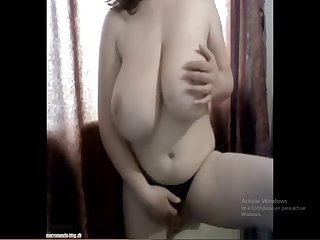 the best big boobs romanian girl show added to masturbate big pussy on webcam